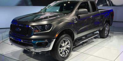 New 2021 Ford Ranger