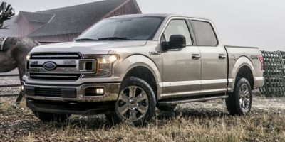 New 2019 Ford F-150 SuperCrew