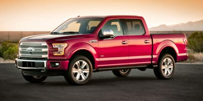 Used 2015 Ford F150 SuperCrew Cab
