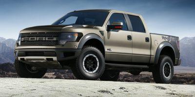 2014 Ford F-150 SVT Raptor Truck