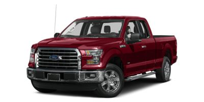 Used 2017 Ford F150 Super Cab