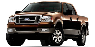 Used 2005 Ford F-150