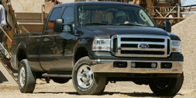 2007 Ford Super Duty F-250 SRW