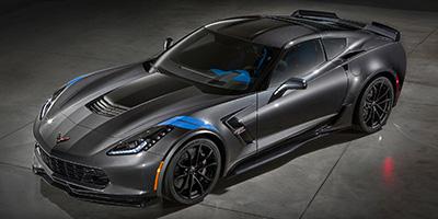 2017 Chevrolet Corvette Grand Sport 2D Coupe