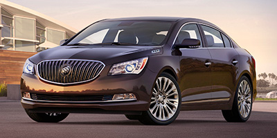 2016 Buick LaCrosse Leather 4 DR SEDAN