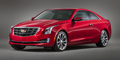 2016 Cadillac ATS Coupe Luxury Collection AWD 2 DR COUPE