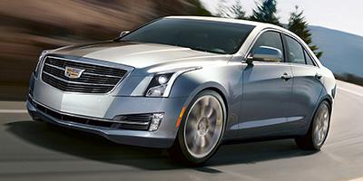 2016 Cadillac ATS Sedan 4dr Sdn 3.6L Luxury Collection AWD Sedan