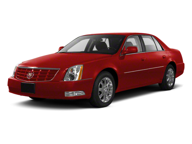 2010 Cadillac DTS Luxury Collection Sedan