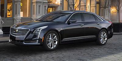 2016 Cadillac CT Luxury AWD 4 DR SEDAN