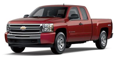 2009 Chevrolet Silverado 1500 LS Truck