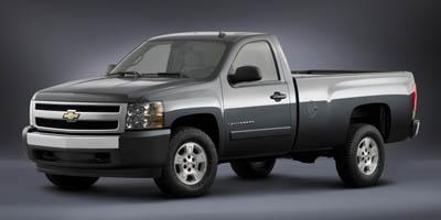 2007 Chevrolet Silverado 1500 Work Truck Truck