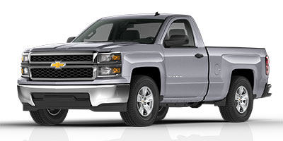 Used 2014 Chevrolet Silverado 1500 Regular Cab