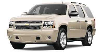 2008 Chevrolet Tahoe LTZ Wagon