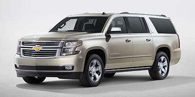 Used 2016 Chevrolet Suburban