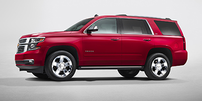 Used 2017 Chevrolet Tahoe
