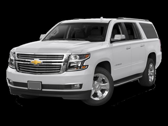 2016 Chevrolet Suburban LTZ 4D Sport Utility