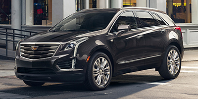 2017 Cadillac XT5 Platinum Sport Utility