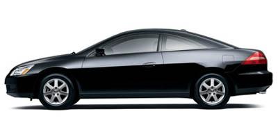 2005 Honda Accord EX-L Coupe