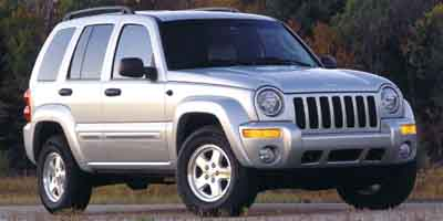 2002 Jeep Liberty LIMI Wagon