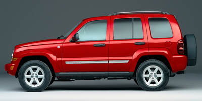 2006 Jeep Liberty LIMI Wagon