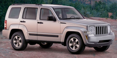 2009 Jeep Liberty Sport Wagon