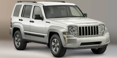 2008 Jeep Liberty Sport SUV