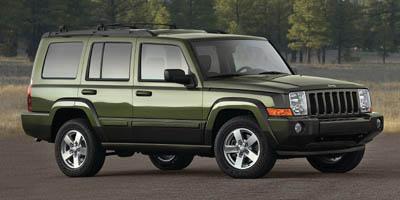 Used 2008 Jeep Commander