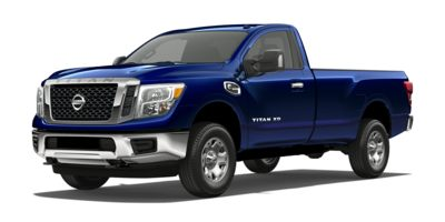 Used 2017 Nissan Titan XD
