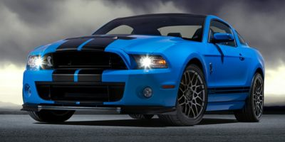 2014 Ford Mustang Shelby GT500 Coupe
