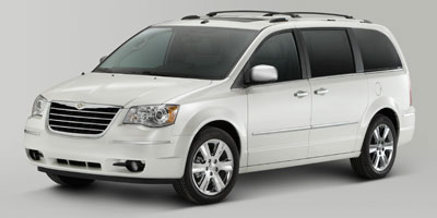 2010 Chrysler Town and Country TOUR WAGON