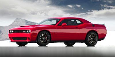 2016 Dodge Challenger SRT Hellcat 2DR