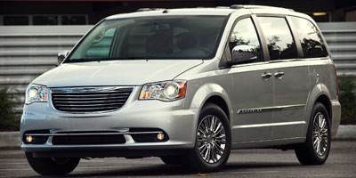 2013 Chrysler Town and Country Touring Van
