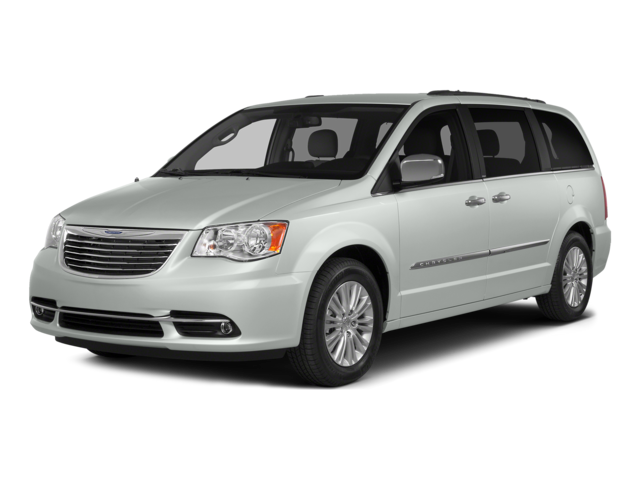 2015 Chrysler Town and Country Touring Van