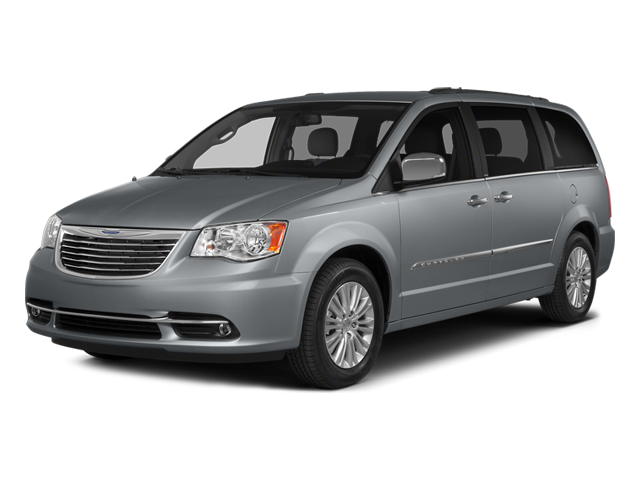 2014 Chrysler Town and Country Touring Van