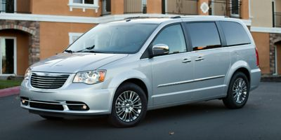 2015 Chrysler Town and Country Touring-L Minivan