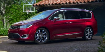2017 Chrysler Pacifica Touring-L Plus WAGON