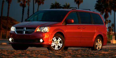 2016 Dodge Grand Caravan AVP/SE Minivan