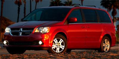2011 Dodge Grand Caravan Crew Van