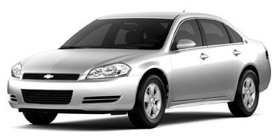 2009 Chevrolet Impala 3.5L LT Sedan