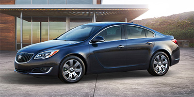 2017 Buick Regal Sport Touring Sport Touring 4dr Sedan