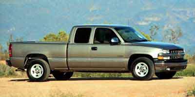 Used 2000 Chevrolet Silverado 1500