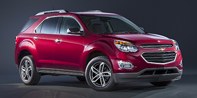 2016 Chevrolet Equinox LT 4D Sport Utility