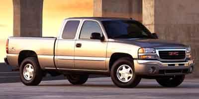 Used 2004 GMC Sierra 1500
