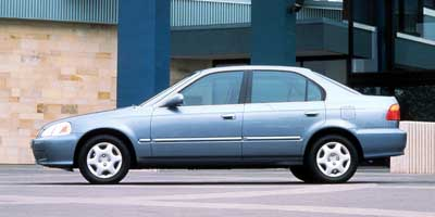 Used 1999 Honda Civic