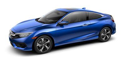 2017 Honda Civic Touring CVT Coupe