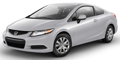 2012 Honda Civic LX Coupe