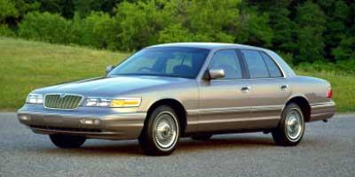 Used 1997 Mercury Grand Marquis