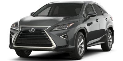 New 2019 Lexus RX