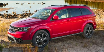 2016 Dodge Journey Crossroad Plus Wagon