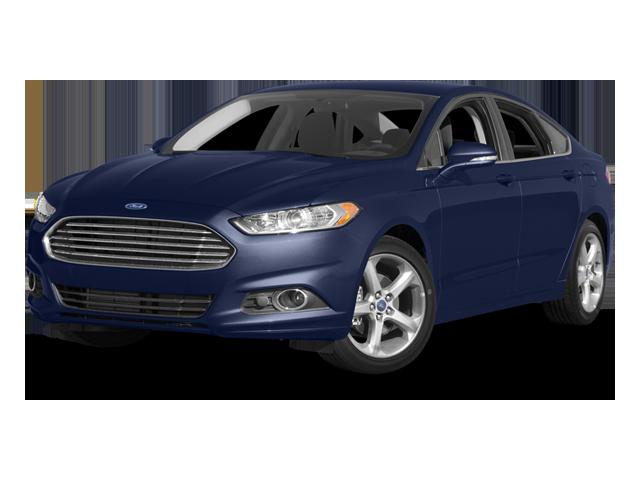 2013 Ford Fusion SE 4D Sedan